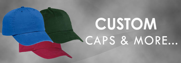 CUSTOM CAPS IN HOUSTON
